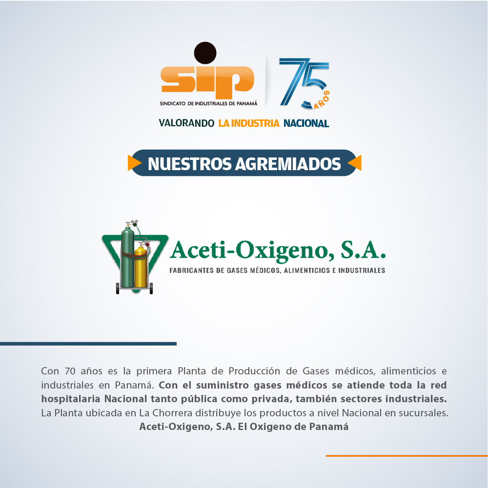 Aceti-Oxigeno, S.A.