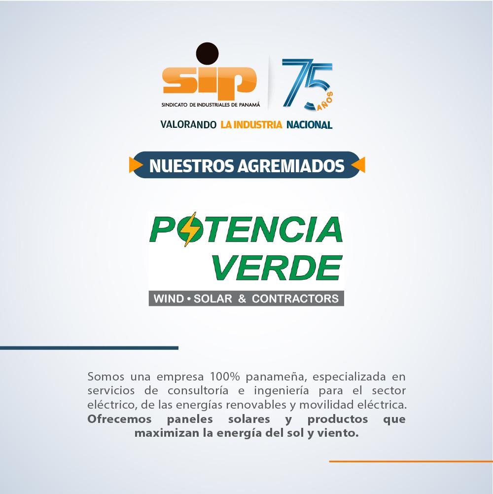 Potencia Verde, S.A.
