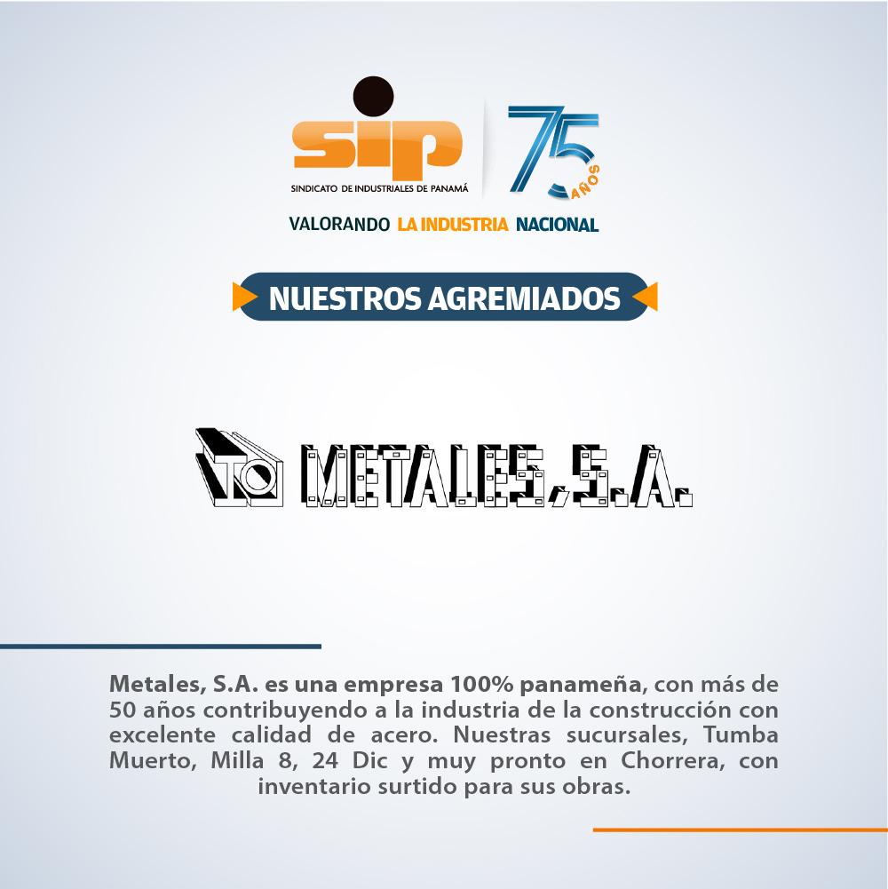 Metales, S.A